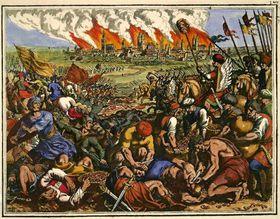 Batalla de Lehnice, foto: public domain