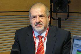 Рефат Чубаров, Фото: Кристина Макова, Чешское радио - Радио Прага