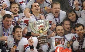 Les nouveaux champions du monde, photo: CTK