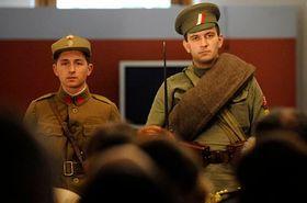 'The Czechoslovak Legion in Russia', photo: CTK