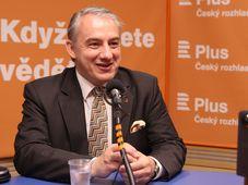 Josef Středula, photo: Jana Trpišovská / Czech Radio