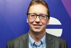Роман Хлибек, фото: Адам Кебрт, Чешское радио