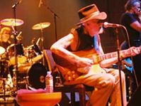 Johnny Winter, foto: www.johnnywinter.net