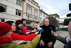 Ministr kultury Václav Jehlička, foto: ČTK