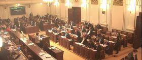 La Cámara de Diputados, foto: ČT24