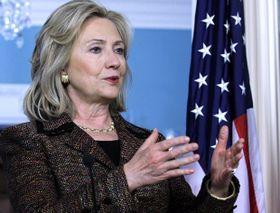 Hillary Clinton, photo: CTK