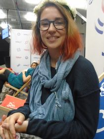 Jana Osičková, foto: Ana Briceño