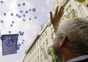 El Día de Europa, foto: CTK