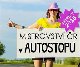 Foto:  Campeonato de Chequia en Autostop / www.jedu.cz