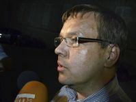 Petr Tluchoř, photo: CTK