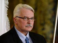Witold Waszczykowski, photo: ČTK