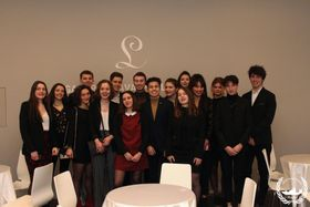 Délégation Sciences Po Rennes, photo: Model United Nations Prague