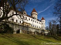 Konopiste, photo: CzechTourism
