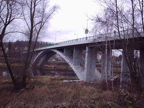 Most Závodu míru, foto: Wikimedia Commons Free Domain