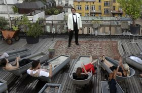 Adam Plachetka, photo: David Josek, ČTK/AP