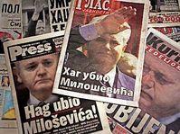 Слободан Милошевич (Фото: ЧТК)