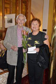 Miroslav Zikmund et Dana Trávníčková, photo: Site officiel de Dany Travel