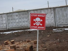 КПП под Мариуполем, Фото: Катерина Айзпурвит