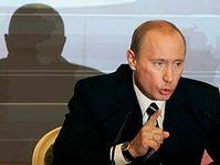 Russian President Vladimir Putin, photo: CTK