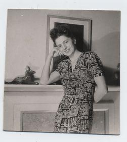 Lída Ascher (Foto: Archiv der Familie Ascher)