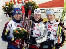 Катержина Нойманова - налево (Фото: ЧТК)