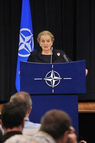 Мадлен Олбрайт, фото: © NATO