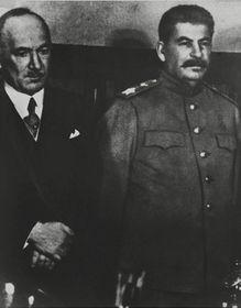 Edvard Beneš et J. V. Staline