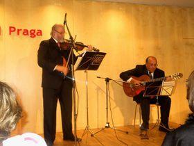 Gerardo Cilvetti y José Miguel Coo (Ars Dúo)