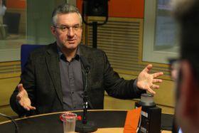 Ян Заградил, Фото: Ян Бартонек, Чешское радио