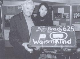 Jiri Brady and Fumiko Ishioka