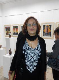 Martha Jiménez Pérez, foto: Dominika Bernáthová
