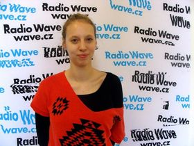 Rozálie Kohoutová, photo: Martin Melichar, Radio Wave