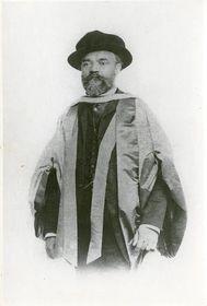 Antonín Dvořák in England