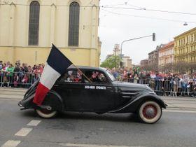 Le convoi de la liberté, photo: Martina Schneibergová