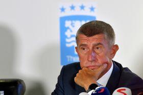 Andrej Babiš, foto: ČTK / Slavomír Kubeš