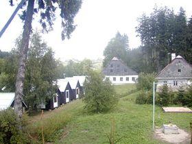 Центр отдыха в поселке Горни Орлице
