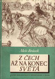 Kniha Aloise Jiráska osnaze Jiřího zPoděbrad vytvořit mírovou unii, zdroj: Státní nakladatelství dětské knihy vPraze