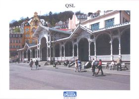 Karlovy Vary - 'Fuentes termales de Carlos'