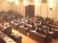 Jednání poslanecké sněmovny o příspěvcích pro živnostníky, foto: ČT24