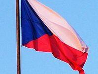 Tschechische Nationalflagge