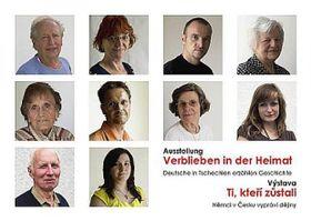 Ausstellung über den Deutschen in Tschechien