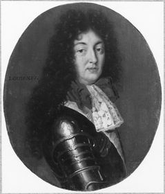 Людовик XIV (1643–1715)