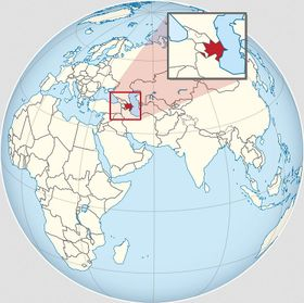 Azerbaïdjan, photo : TUBS, CC BY-SA 3.0