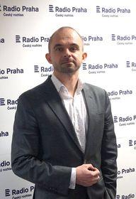 Vladimír Jašek, foto: Archiv Českého rozhlasu - Radia Praha