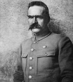 Józef Piłsudski (Foto: United States Library of Congress, Free Domain)
