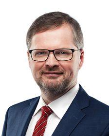 Petr Fiala, foto: archivo del Partido Cívico Democrático (ODS)