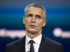 Jens Stoltenberg, photo: ČTK/AP/Cliff Owen