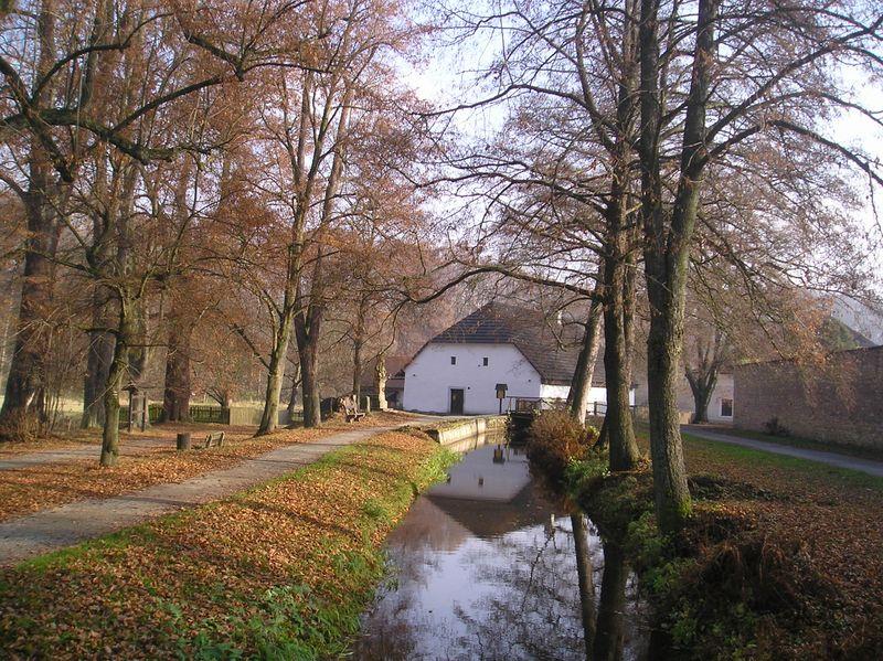 Vallée de Babička, photo: Magdalena Kašubová