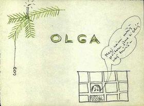 Lettres à Olga, photo: Bibliothèque de Václav Havel