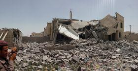 Krieg im Jemen (Foto: Ibrahem Qasim, Wikimedia Commons, CC BY-SA 4.0)